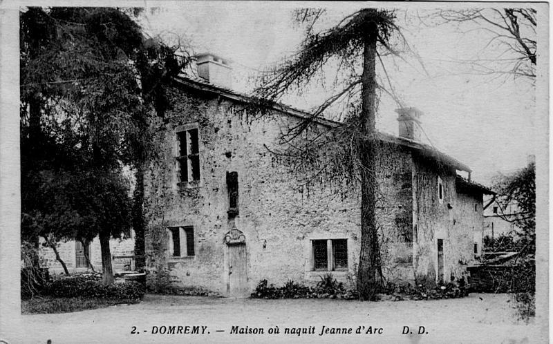 La maison de Jeanne d'Arc à Domremy