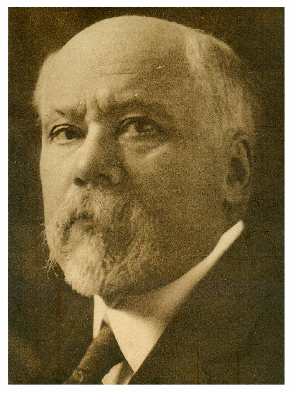 Raymond Poincaré (Ancien Président de la République française)