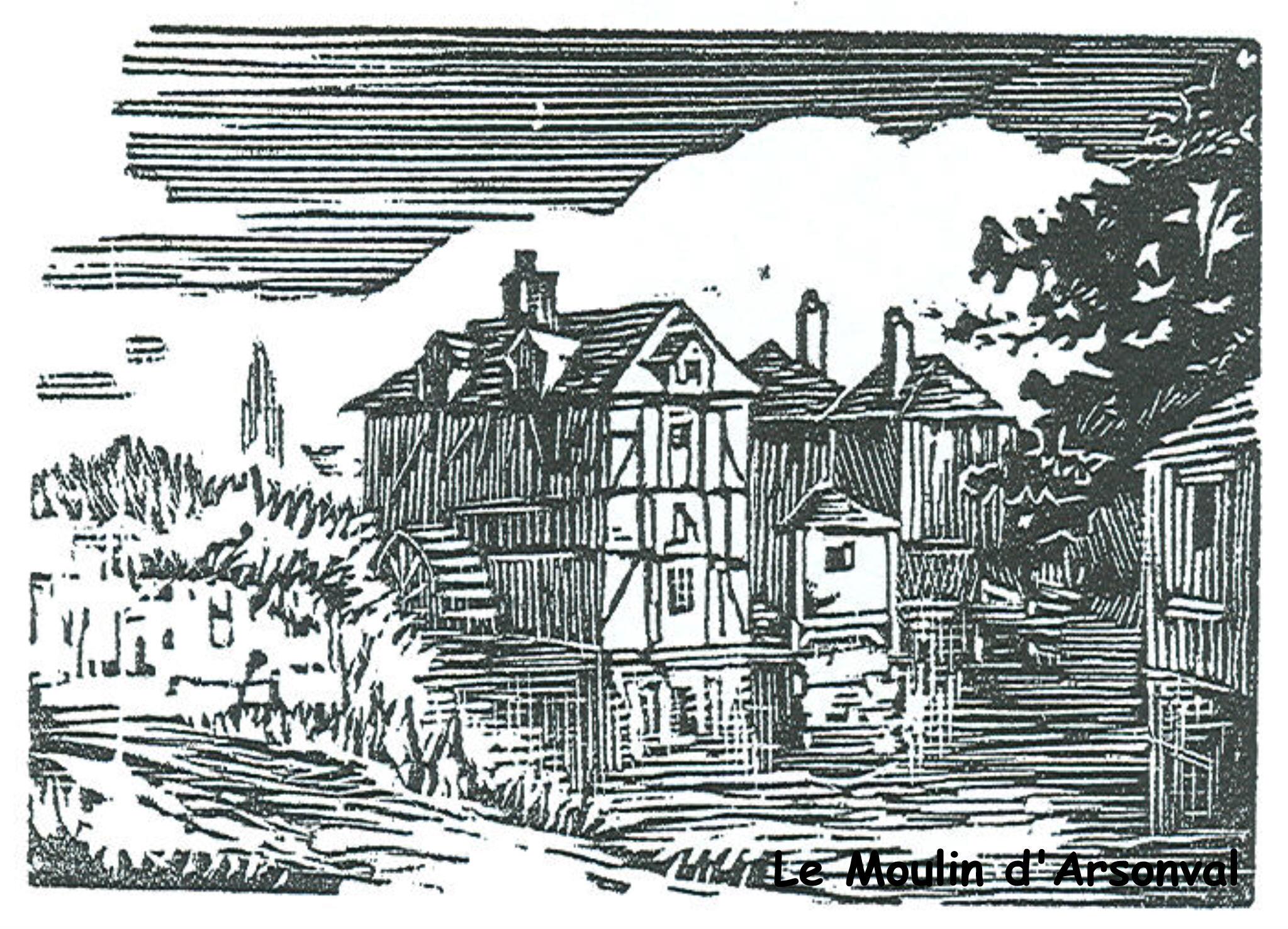 Le Moulin d'Arsonval
