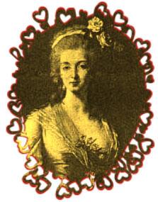 La comtesse de La Motte de Valois