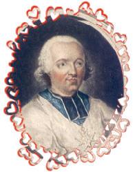 Le cardinal Louis de Rohan