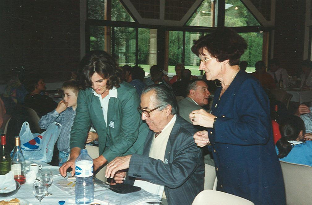Jean-René Darsonval, Huguette Connes