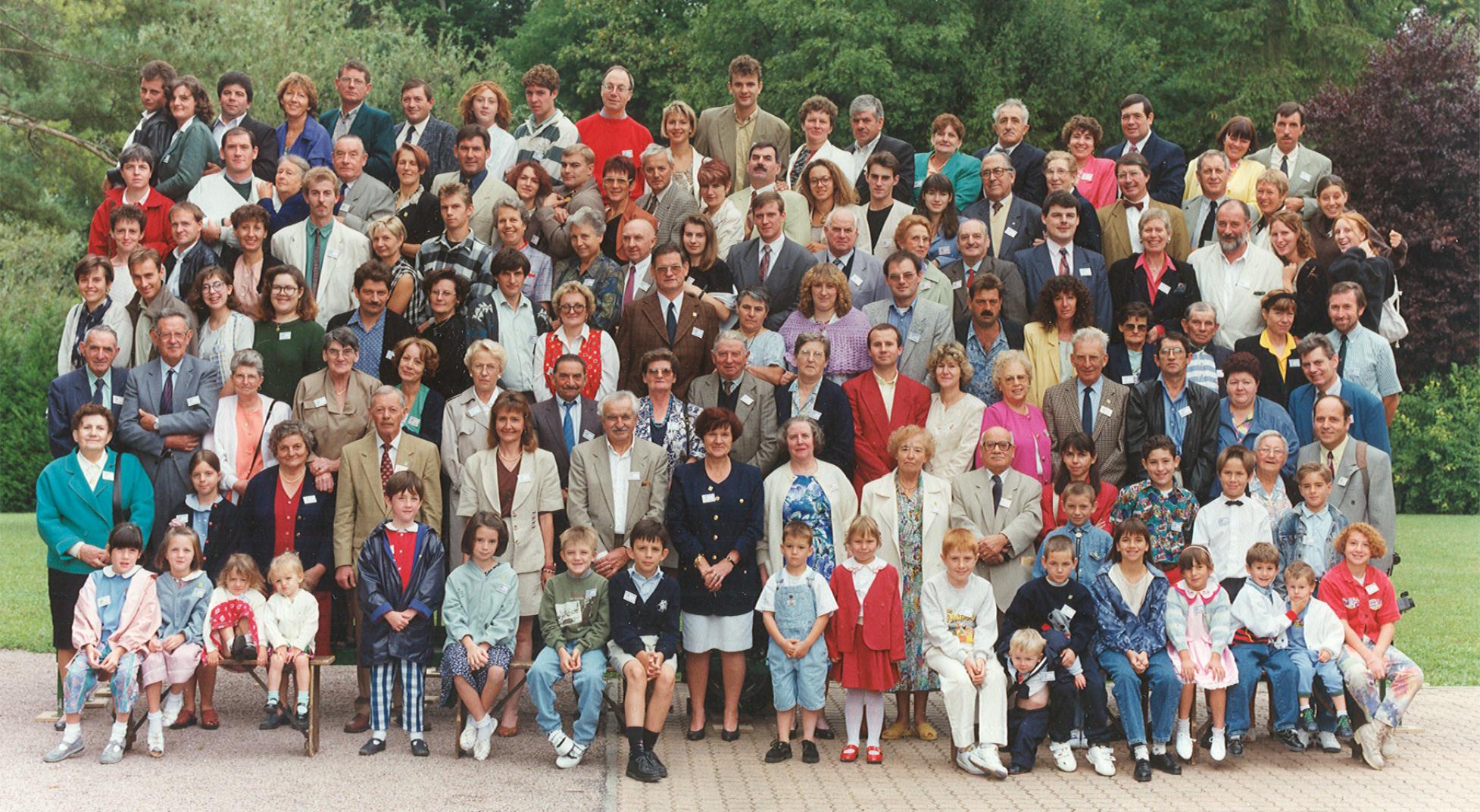 Rassemblement Arsonval 1994
