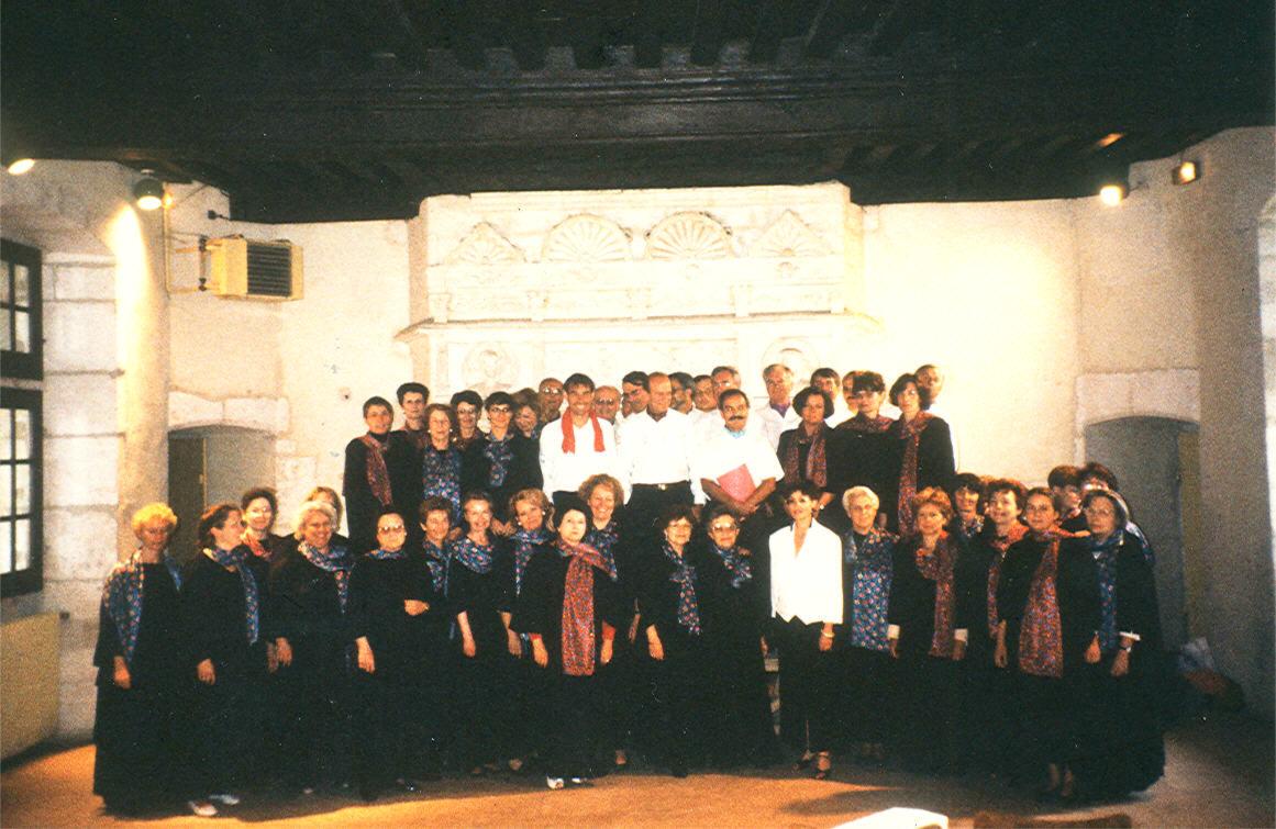 L'Ensemble Vocal Maurice Emmanuel
