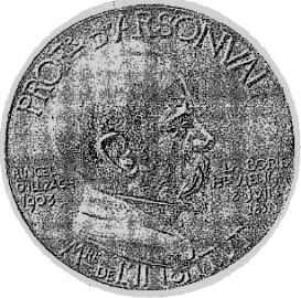 Médaillon du professeur Arsène d'Arsonval