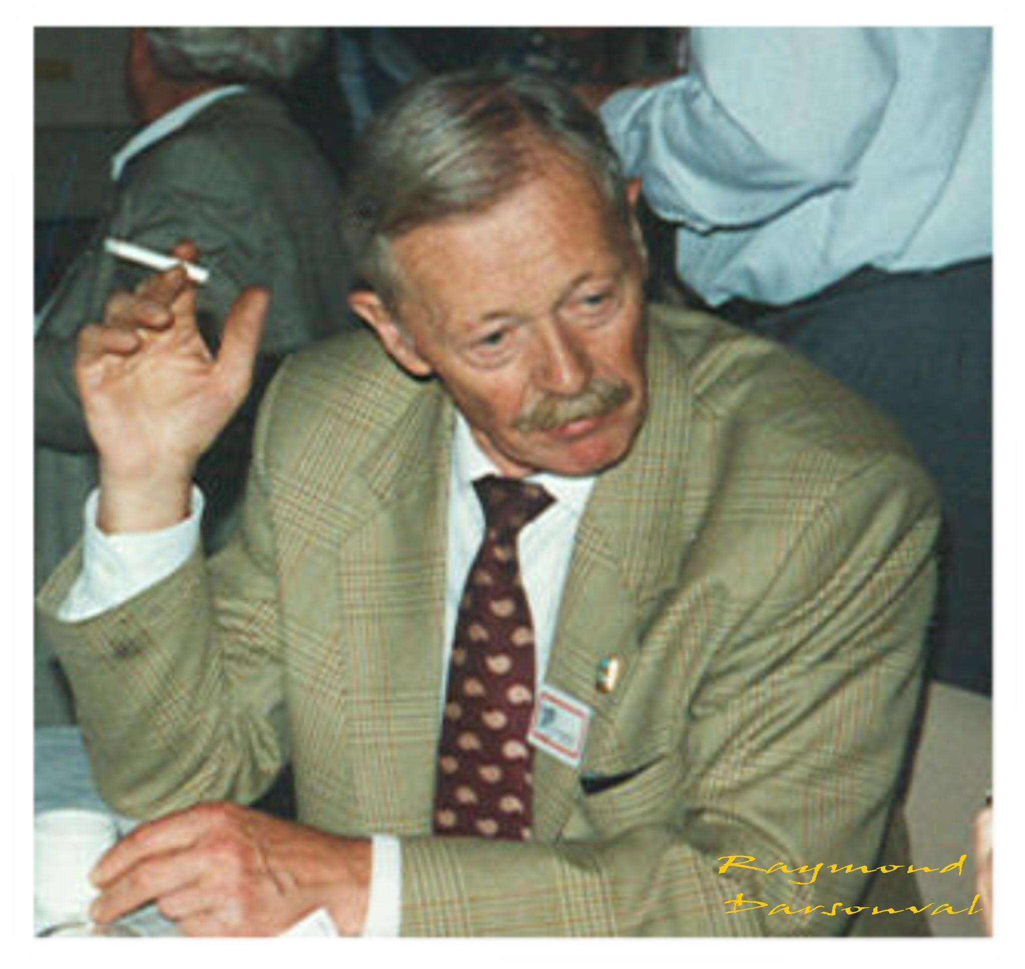 Raymond Darsonval (auteur)