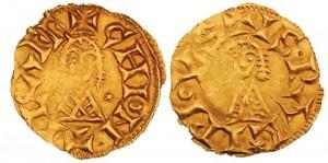 Monnaie Visigothes (or)