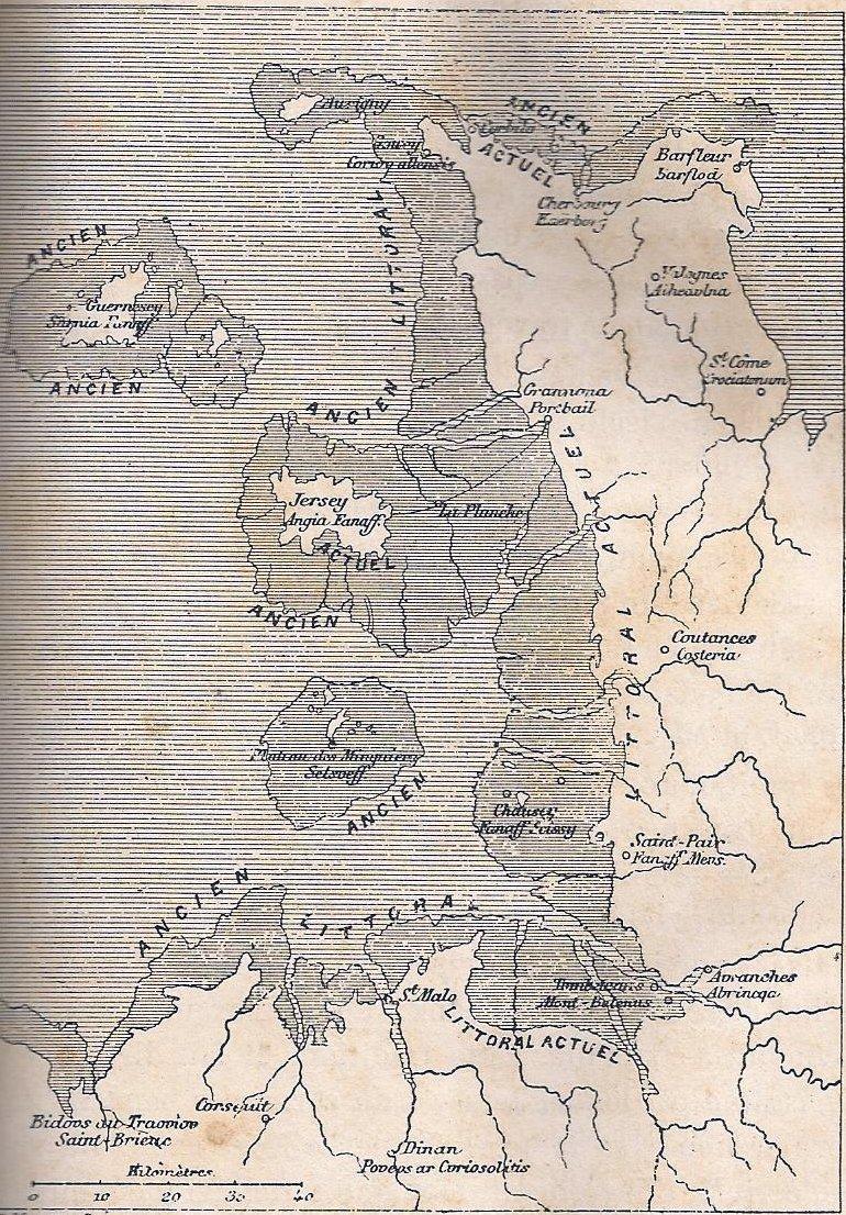Carte bretonne