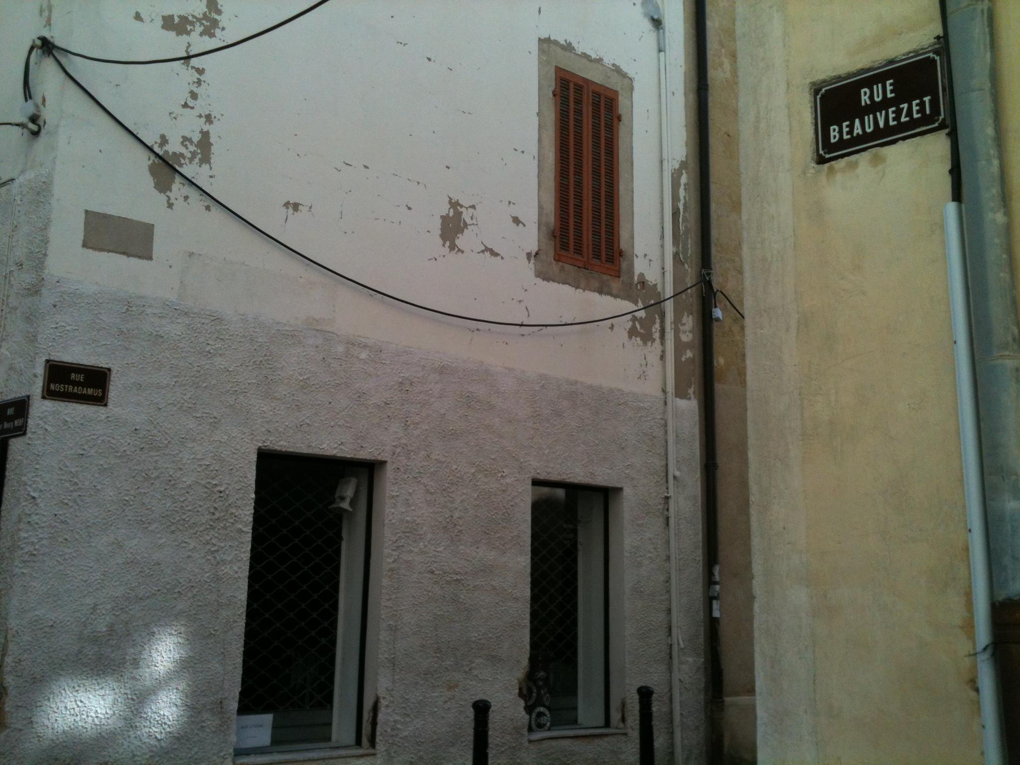 Rue Nostradamus