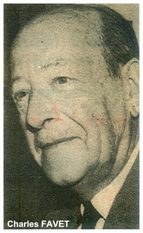 Charles FAVET, graveur sur bois