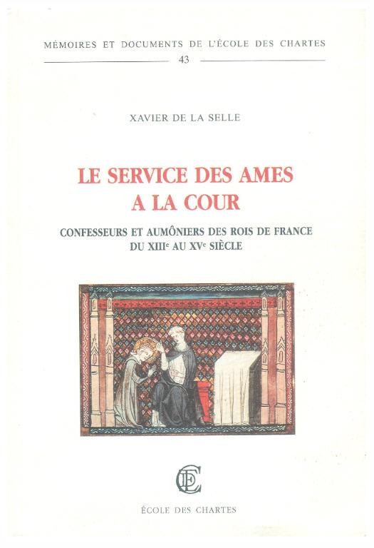 Le Service des Ames à la Cour
