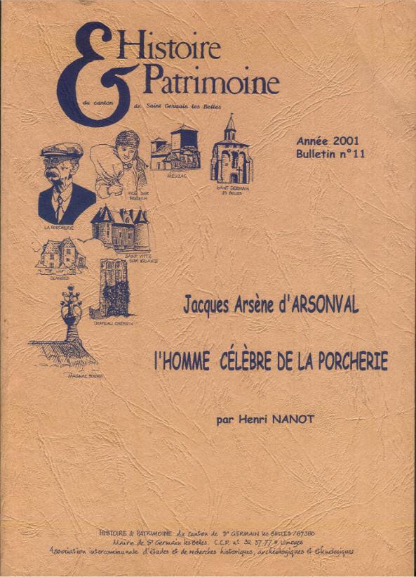Jacques Arsène d'Arsonval