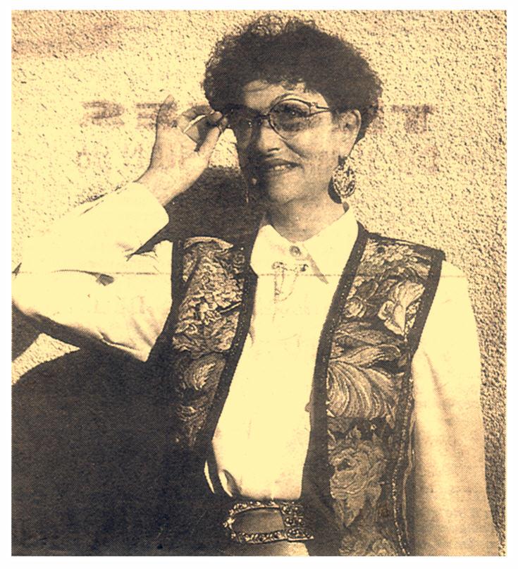 Françoise RICORDEAU (Chef de choeur)