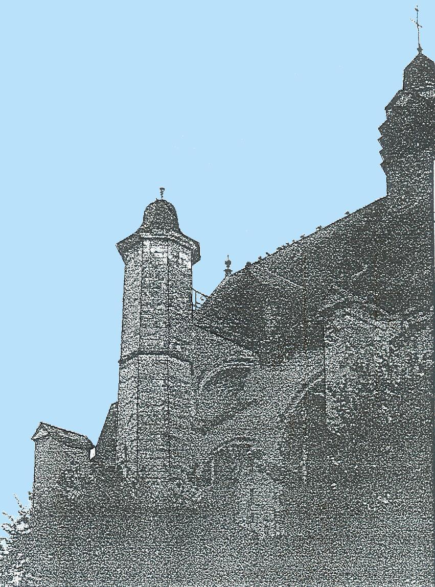L'église Saint-Nicolas à Troyes