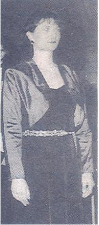 Anne ROYER (Mezzo-Soprano)