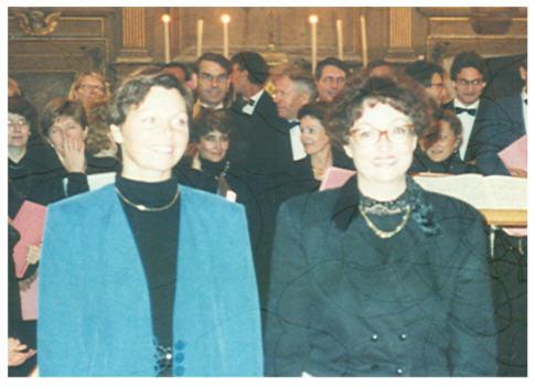 Martine LABLEE et Françoise RICORDEAU