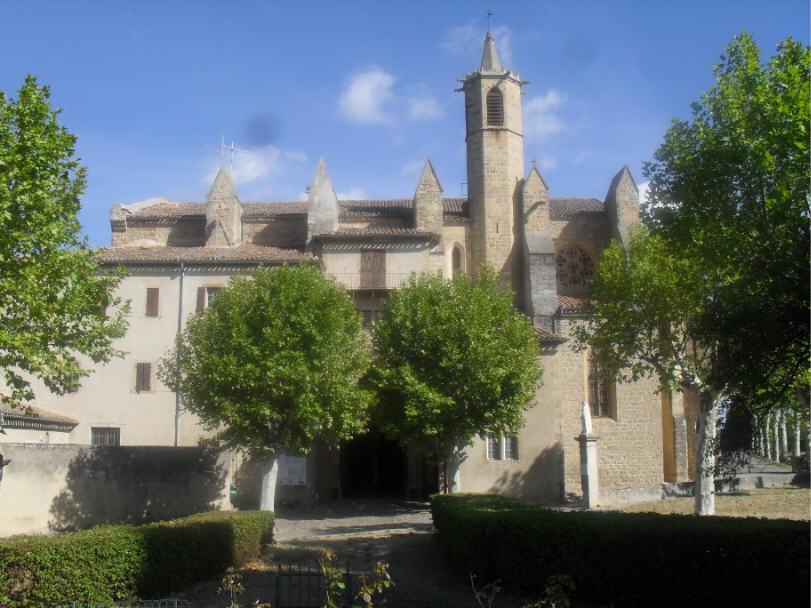 L'église de Notre-Dame de Marceille