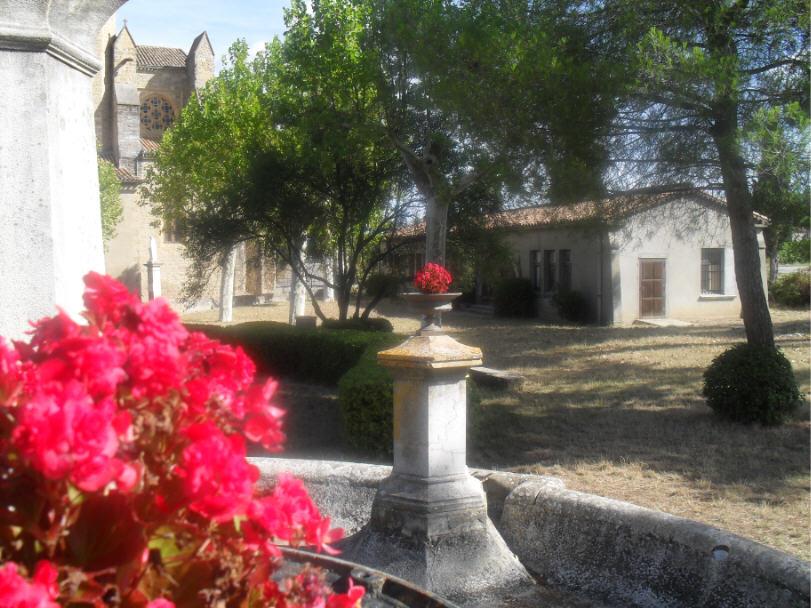 La propriété de Notre-Dame de Marceille