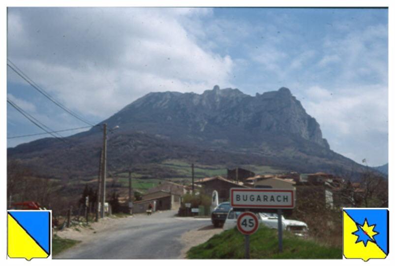 Le Pic de Bugarach (Aude)