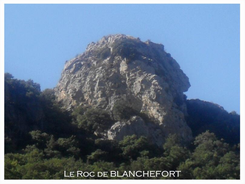 Le Roc de Blanchefort