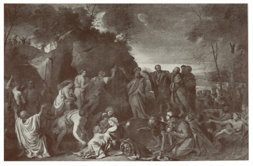 Tableau de Nicolas Poussin