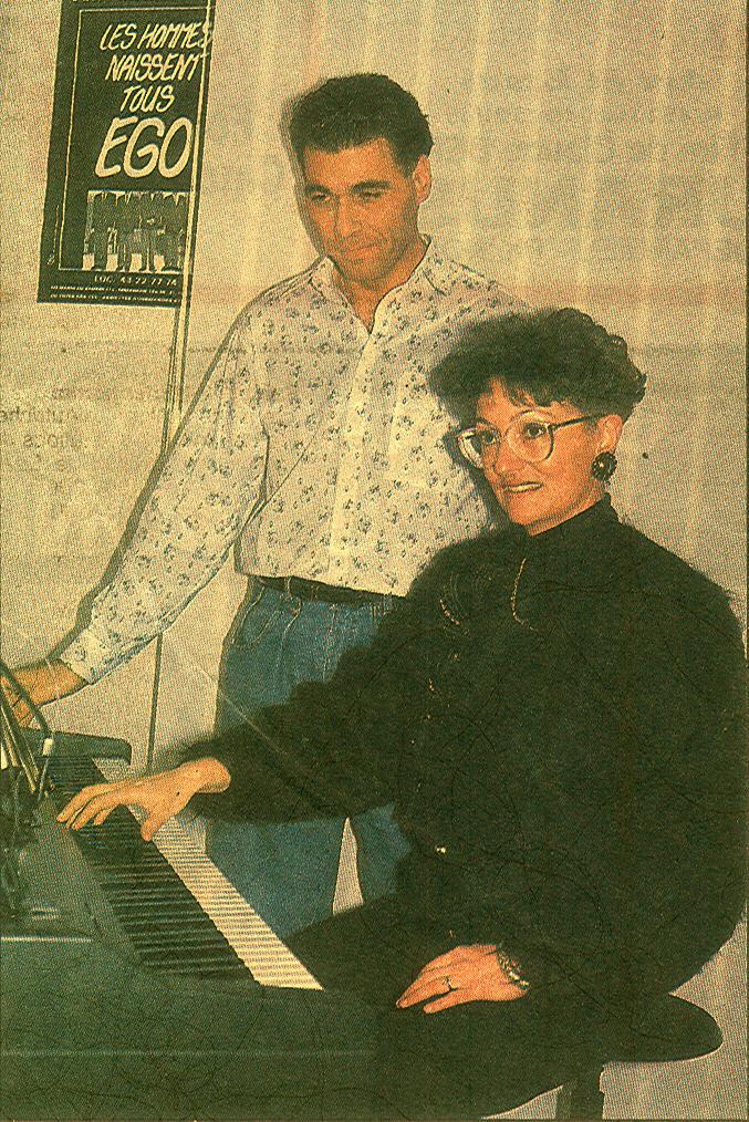 Françoise RICORDEAU et Marc SUAVET (Ad Artem)