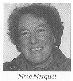 Marie-Pierre MARQUET