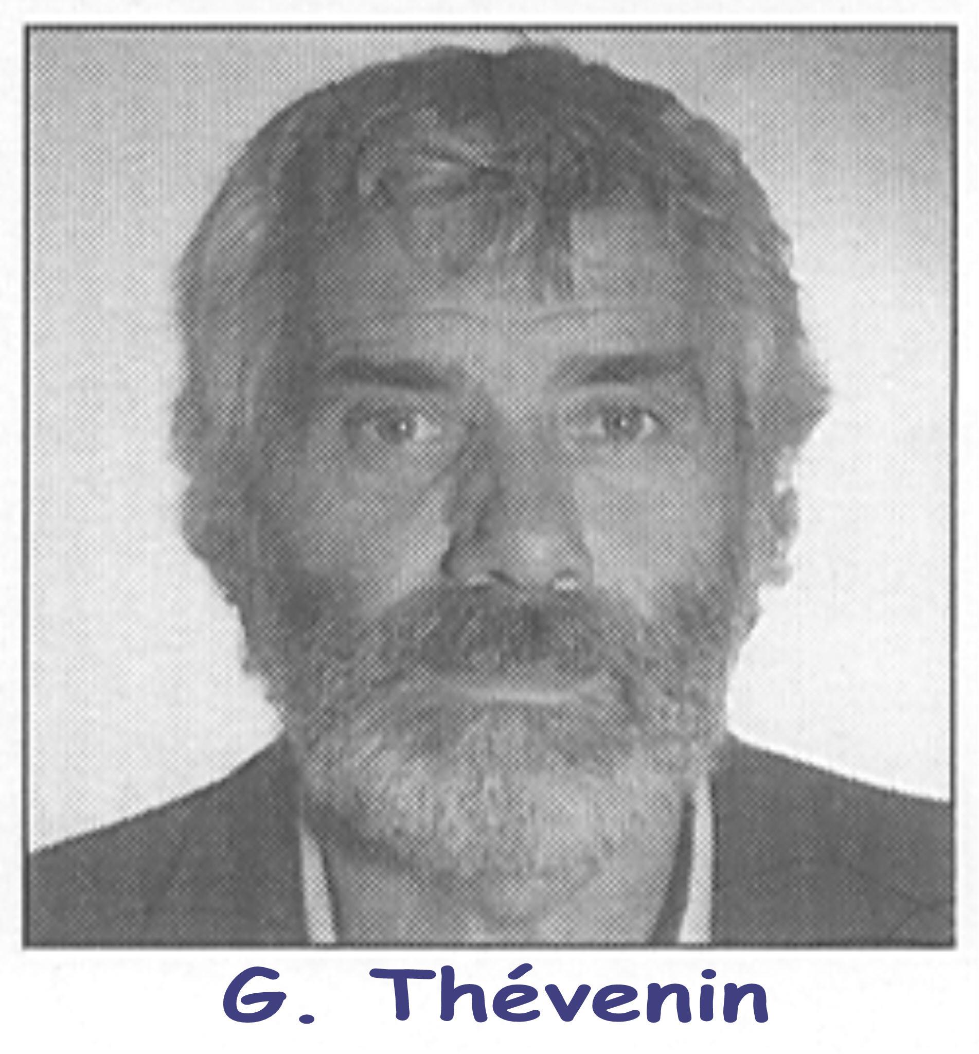 Gérard THEVENIN